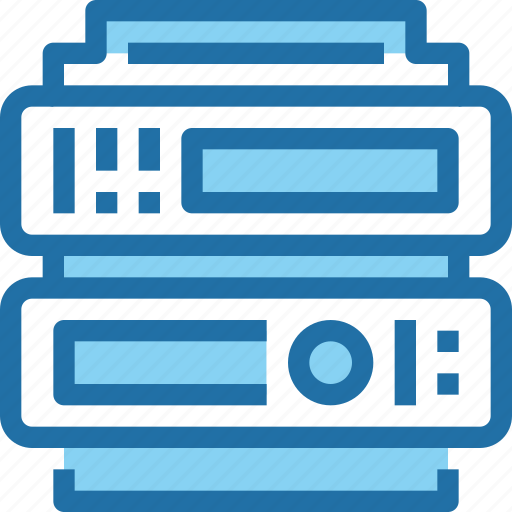 connect, data, database, network, server, technology icon