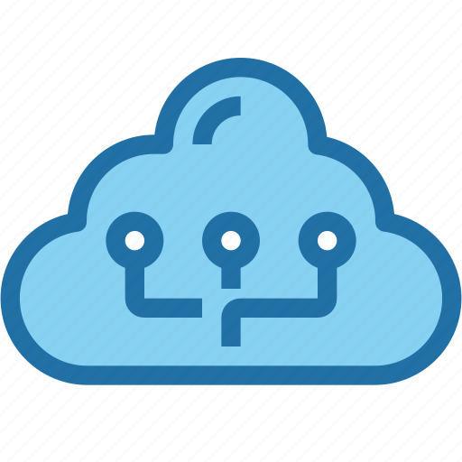 cloud, connect, network, online, technology icon