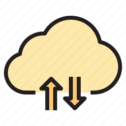 cloud, connect, database, network, networking icon