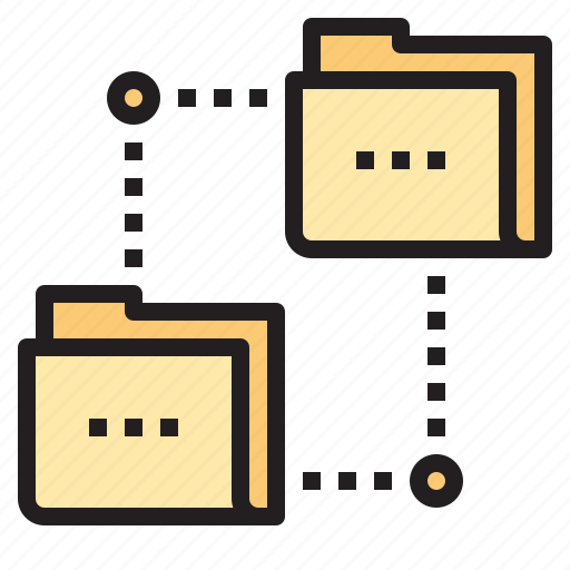 cloud, connect, database, file, network, server icon