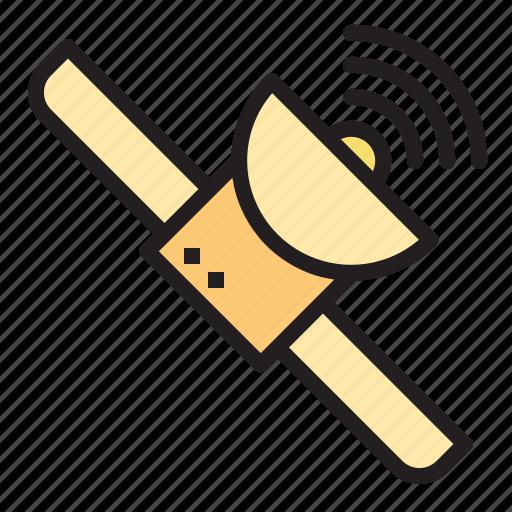 Cloud, connect, database, network, satlelite icon - Download on Iconfinder