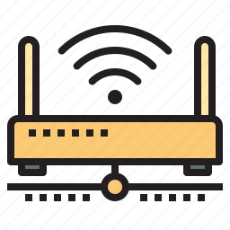 cloud, connect, database, network, wifi icon