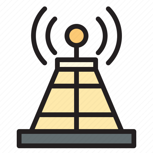 Network, database, wireless, connection, connect, cloud icon - Download