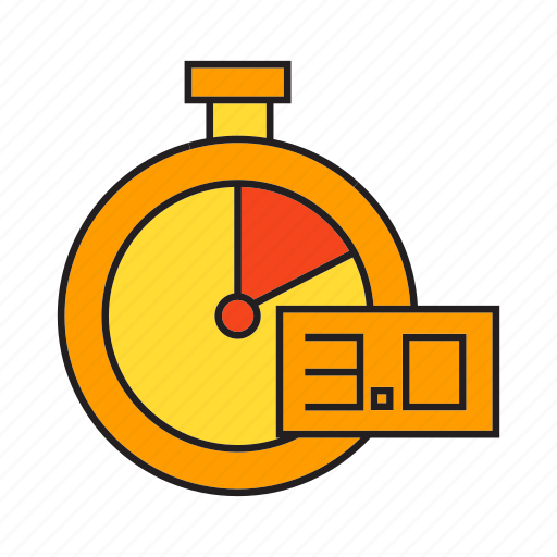 fast, gauge, measure, scale, speedometer icon