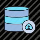 database, download, server