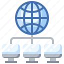 network, worldwide, connection, computer