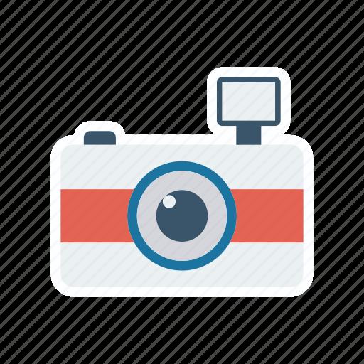 camera, capture, dslr, shutter icon
