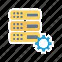 database, configuration, setting, server
