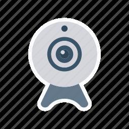 camera, device, photo, webcam icon