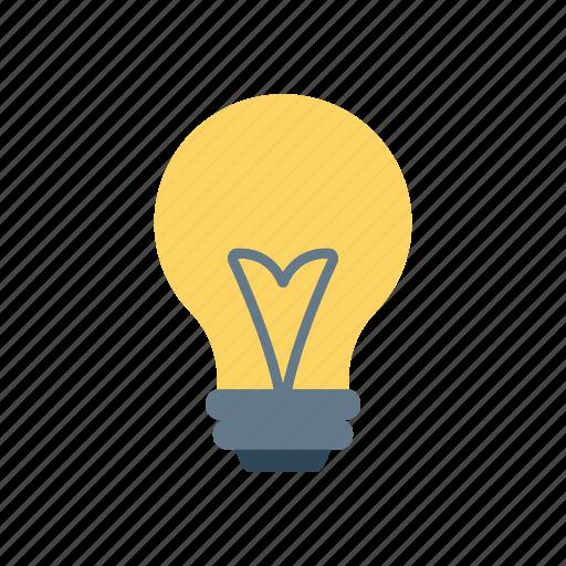 buld, creativity, idea, lamp icon