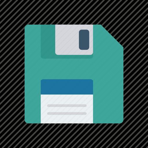chip, disc, floppy, save icon