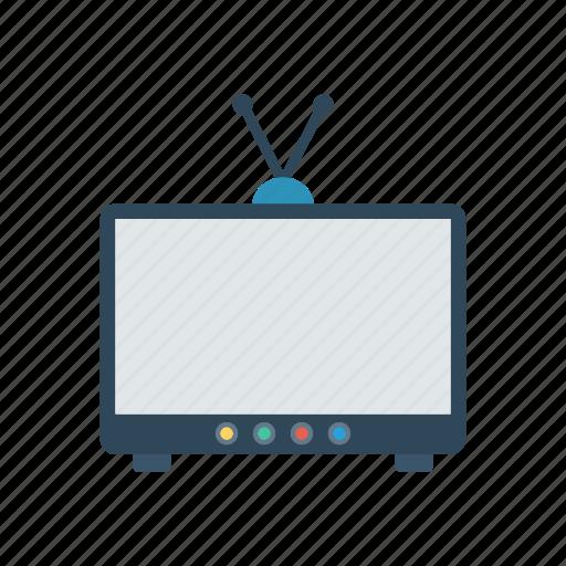 display, monitor, screen, televsion icon