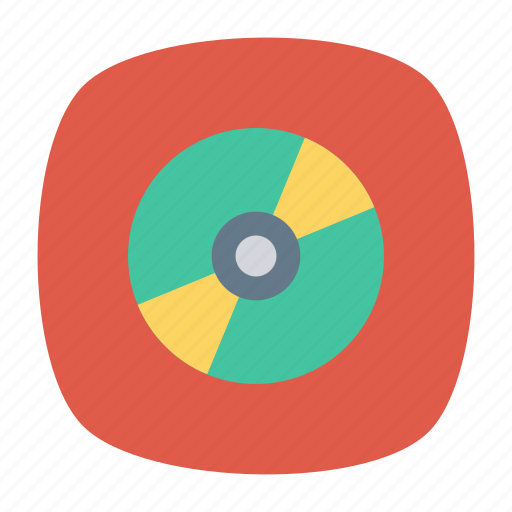 Cd, disc, dvd, multimedia icon - Download on Iconfinder