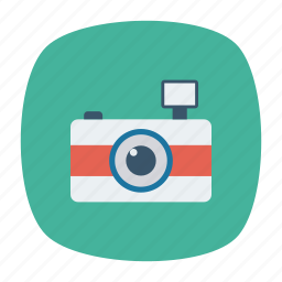 camera, capture, dslr, shutter icon