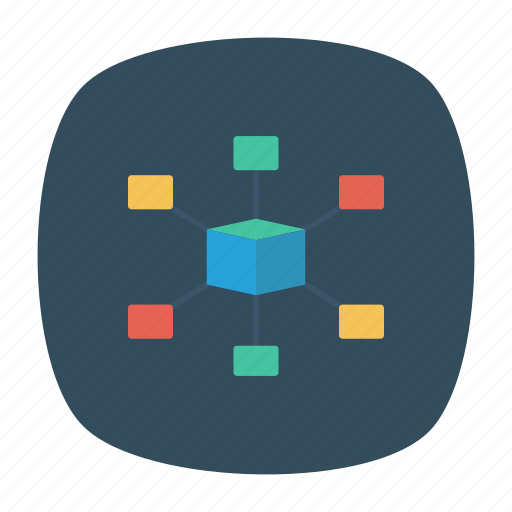 Connect, connection, network, technology icon - Download on Iconfinder