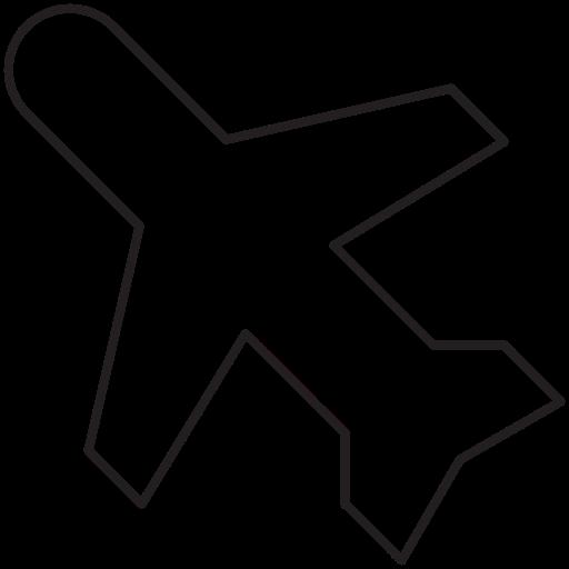 air plane, plane icon icon