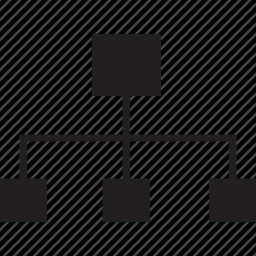 internet, network, share, workflow icon