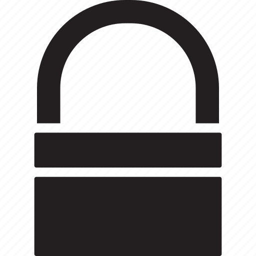 lock, privacy, secure, security icon