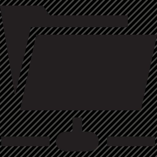 file, folder, internet, open icon