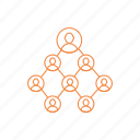 connect, connectivity, source, team icon icon