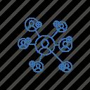 building, relationship, team, team add, team work, work icon icon
