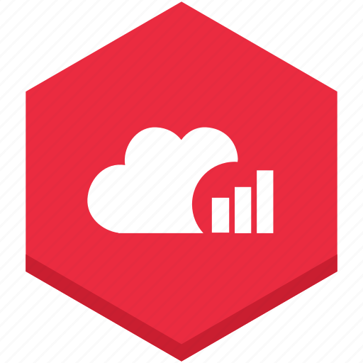 bars, business, chart, cloud, graphic, interface, internet icon