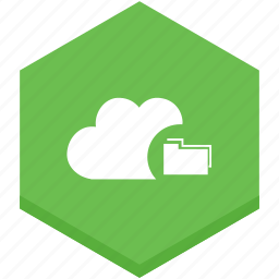 cloud, data, folder, folders, interface, internet, symbol icon