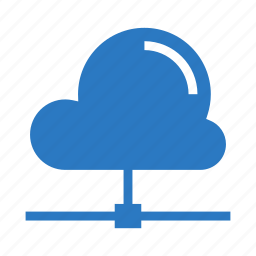 cloud, connect, database, network, share icon