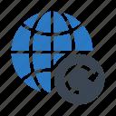 gloabl, redo, refresh, reload, world icon
