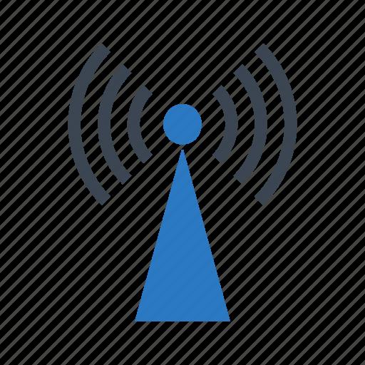 antenna, broadband, signal, wifi, wireless icon