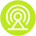 antenna, dish, network, signals, tower, wifi, wifi signals