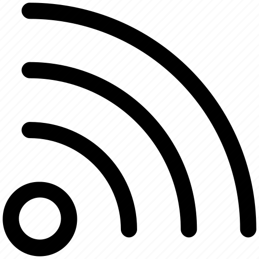 hotspot, signals, wifi, wifi signals, wireless icon