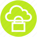 cloud, cloud access, cloud lock, cloud security, lock, protection, security
