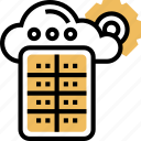 storage, cloud, data, backup, server