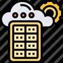 data, server, cloud, storage, backup