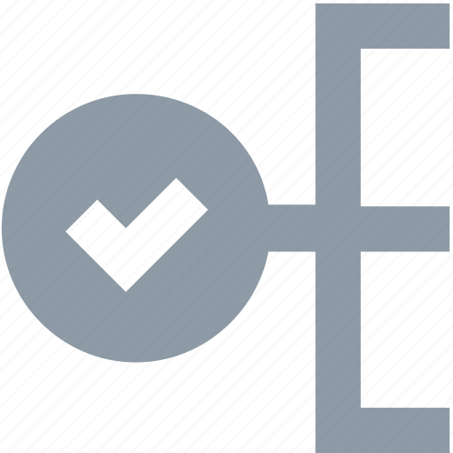 hierarchy, networking, process, sitemap, workflow icon