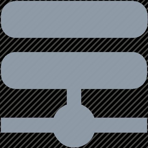 Database, hosting, server, server connection, server storage icon - Download on Iconfinder