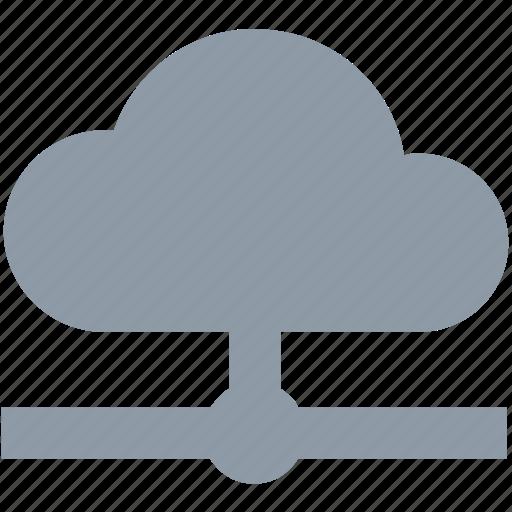 cloud, cloud computing, cloud connection, cloud network, cloud sharing icon