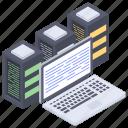 datacenter hosting, hosting server, internet hosting, network server, web hosting, website hosting icon