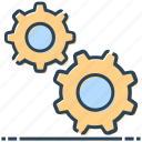 cogwheel, configuration, gear, preferences, setup icon