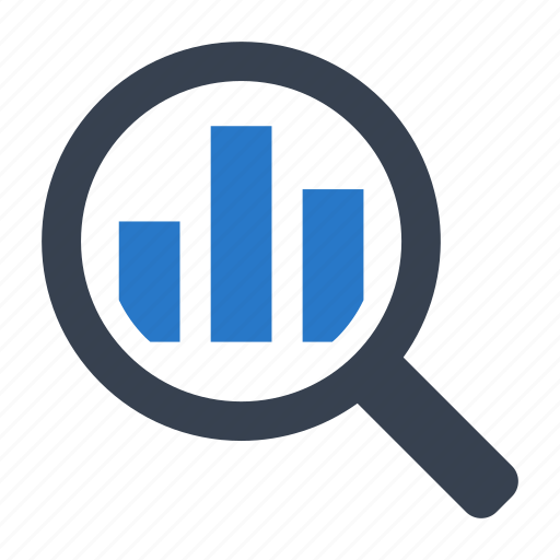 analytics, report, research, statistics icon