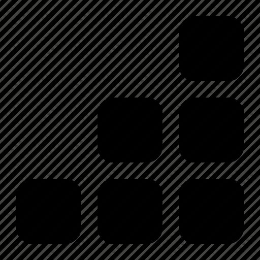 grid, pixel grid, pixels, snap icon