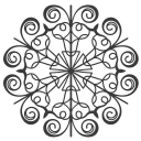 christmas, cold, decoration, snow, snowflake, winner icon