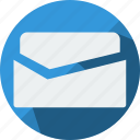 e mail, email, gmail, mail, message, postal, yahoo icon