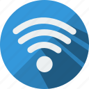 communication, connection, internet, network, web, wifi, wireless icon