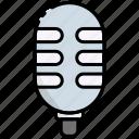 microphone, mic, sound, music, audio, speaker