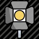lighting, spotlight, light, lamp, bulb