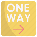 one way, sign, road-sign, street sign, arrow