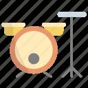 drum kit, drum-set, drum, musical-instrument, instrument, music