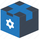 box, business, mobile marketing, seo, seo pack, seo services, web design icon